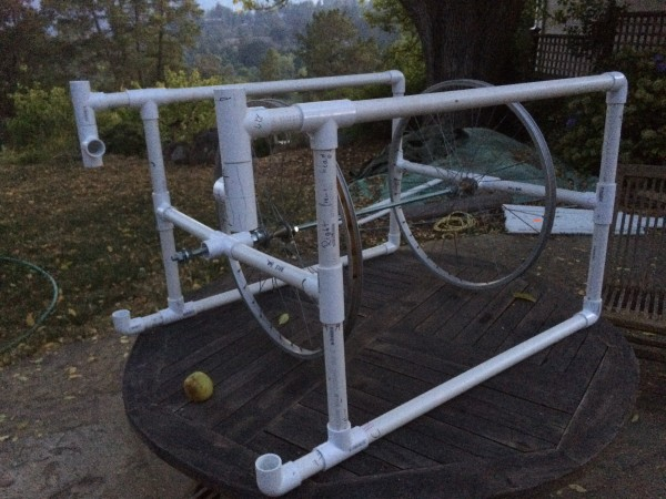 Building evapotron