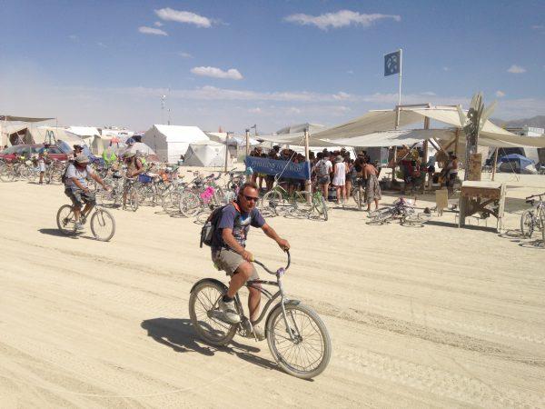 Healing Foot Wash Burning Man Theme Camp